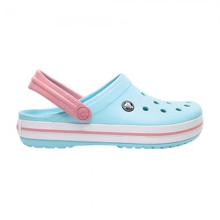 Crocs CROCBAND CLOG - Sabots ice/blue/white