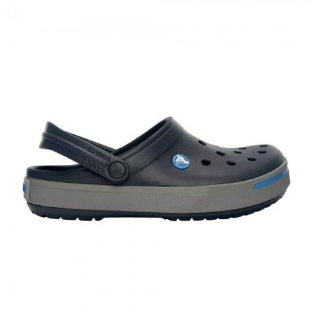 Crocs CROCBAND II - Sabots charbon/gris clair