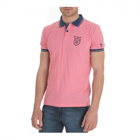 Camberabero 42053 - Polo Homme pink