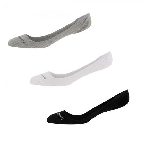 Ben Sherman MAKALU - Chaussettes x3 Homme white/grey/black