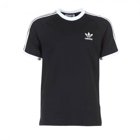 Adidas ORIGINAL TREFLE - Tee-shirt Homme black/white