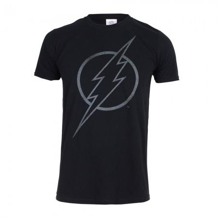Tee-shirt MC homme FLASH LINE LOGO black