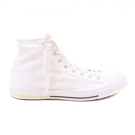 Sneakers Converse All Star - Blanc / Volt / Noir - T7317351