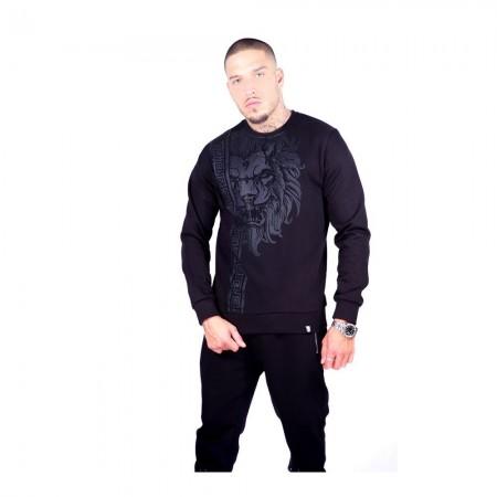 Sweatshirt - Avenue George V - GV1027 - Black