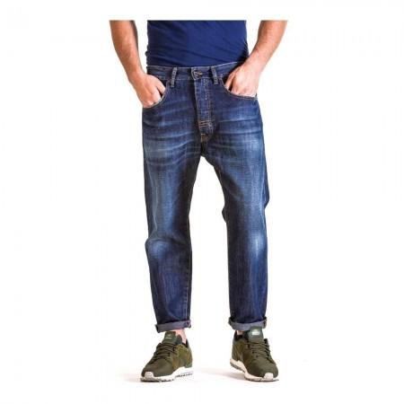 Pantalon - Meltin'Pot - Lucas - Denim Blue - D0170-UK201 - BS18 - L30