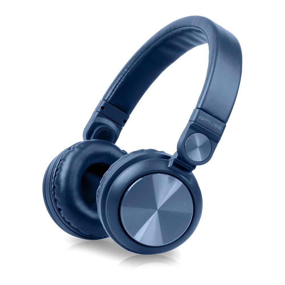 Casque Bluetooth - Bleu