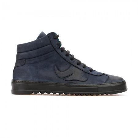 Chaussures High Top Sneaker Shaun - Dark Blue