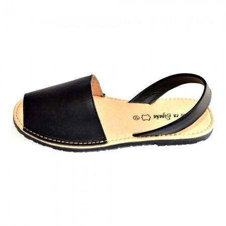 Sandales - Casual Shoes - Noir - 201CAB