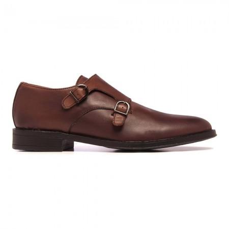 Chaussures à boucles - Castellanisimos - Brown - C104201-MRR