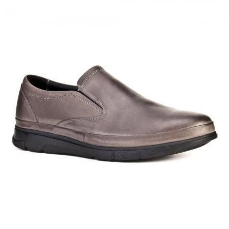 Chaussures - Cuir - Grey - 8KED08AY011Q19