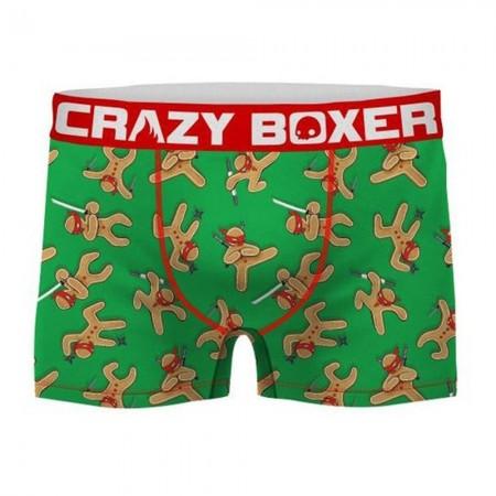 Boxer - Crazy Boxer - Multicolor - T475-1