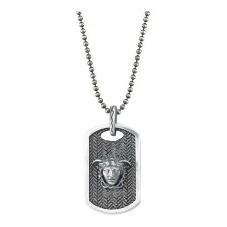 Collier - Black Silver - Argent 925 - BLK-A117
