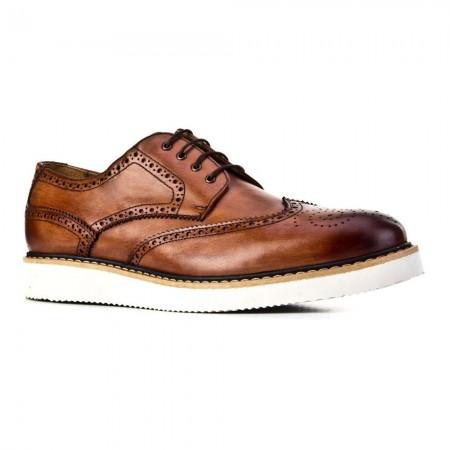 Chaussures - Hazelnut Sanetta - Cuir - 9YEA07AY156G61