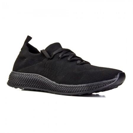 Chaussures - Black Triko - Cuir - 0YEE07AY001Q78