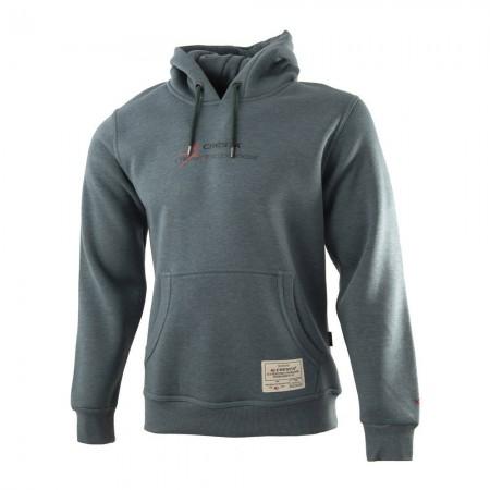 Sweatshirt - Cresta - Oil Green  - 3002-M-D.GRN