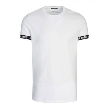 T-shirt - Balmain - 100 White - SH11182