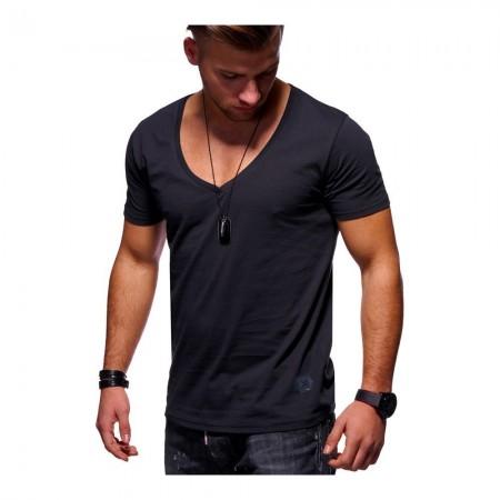 T-Shirt - Black - CESH017