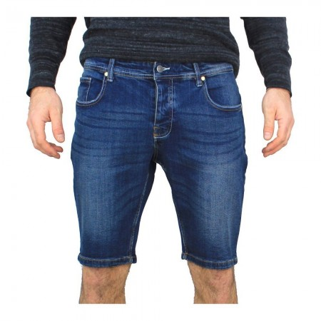 Short - TRUSSARDI - Denim Blue - 32P001291T003353U151