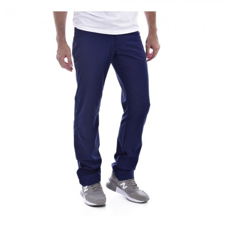 Pantalon stretch droit - Under Armour - UA1300198__408-ACADEMY