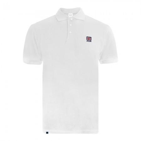 Polo Emblem - Blanc