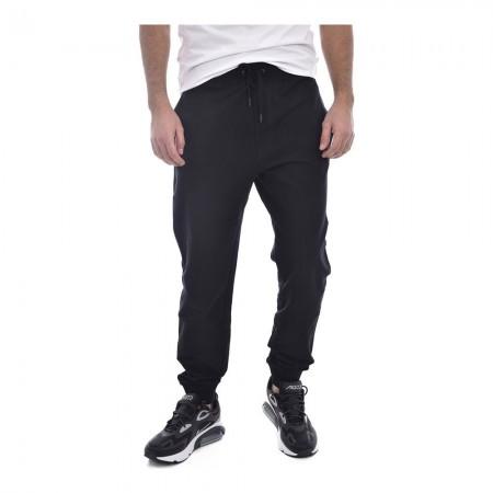 Pantalon Sport Logo Adam - GUESS JEANS - JBLKJ et Black A996