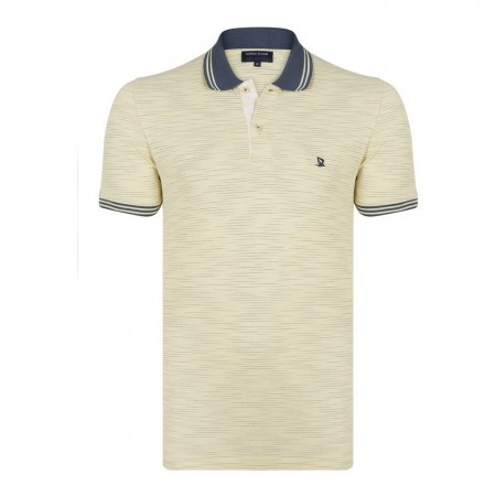 Polo Manches Courtes - Yellow - GI50607