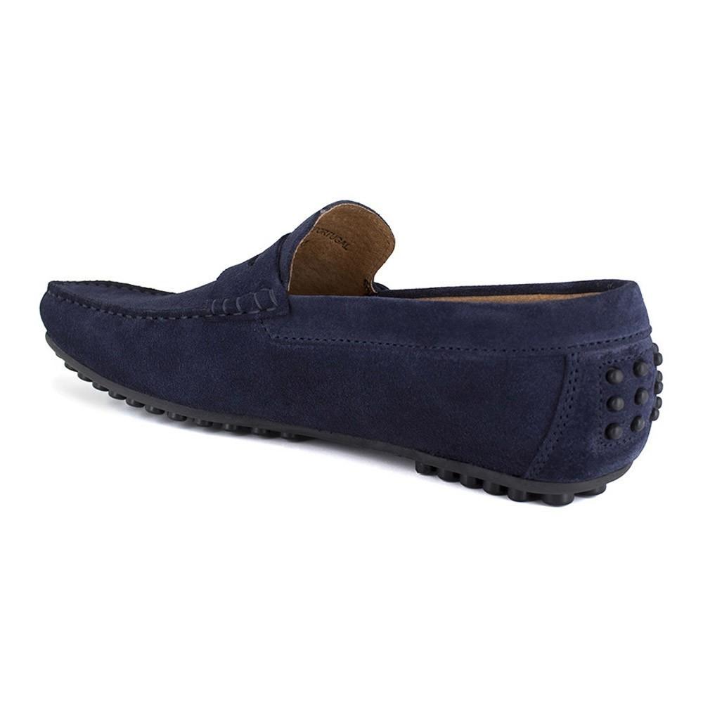 Chaussures - Mocassins - Marine - PC1605BA