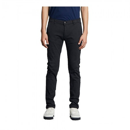 Pantalon Chino - Patron - Black