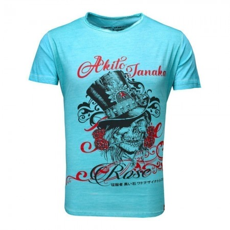 T-shirt - Turquoise - AT-1159