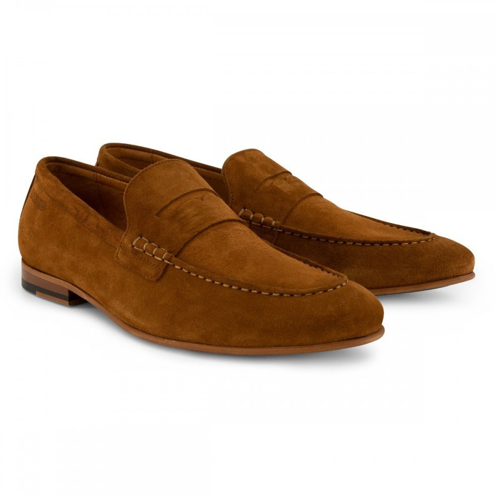 Chaussures DenBroeck - Park Row Cognac