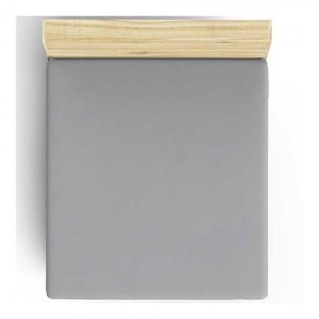 Drap housse 90x190+25 - Grey