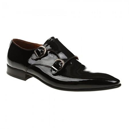 Chaussures à boucles - Fuerte - Black