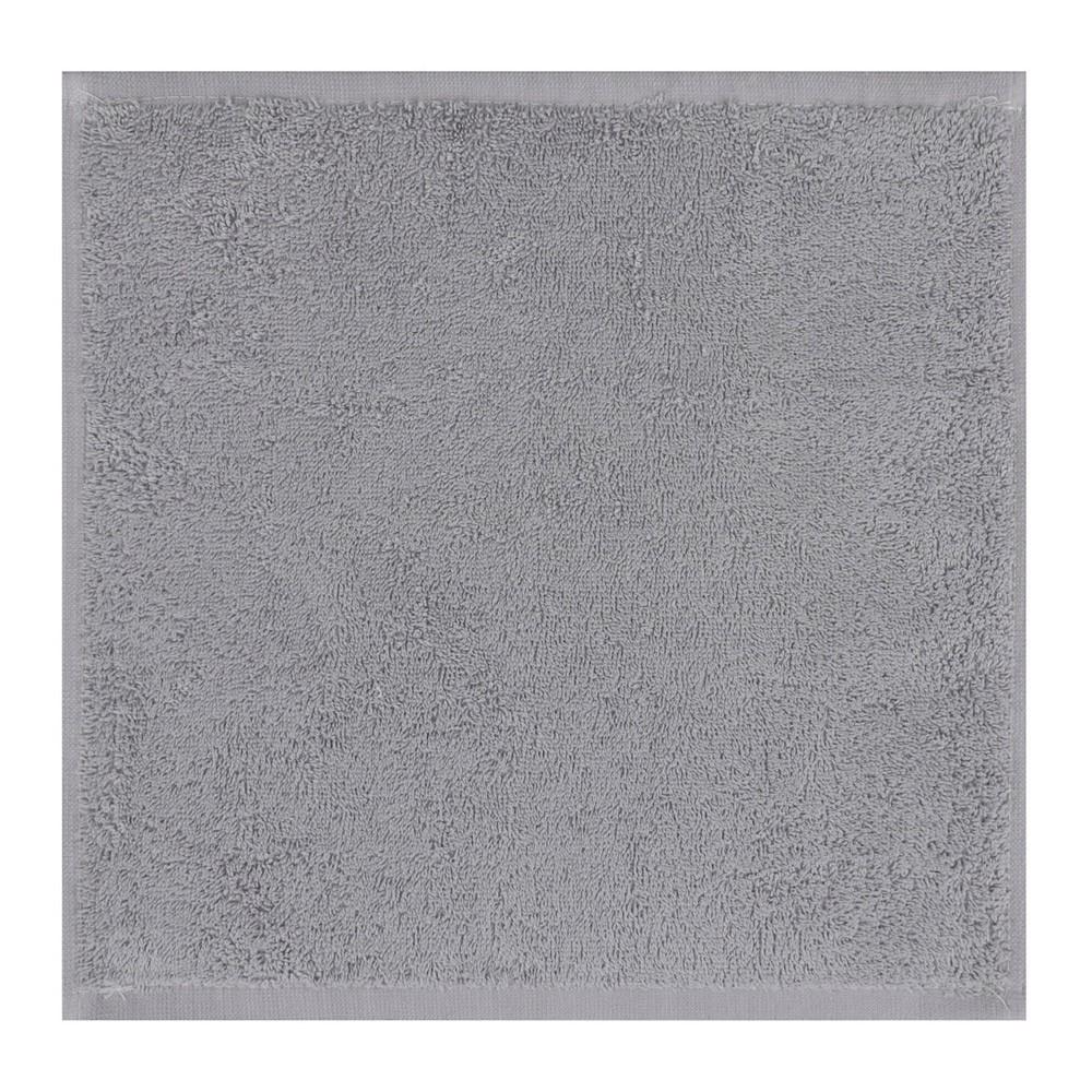 Lot de 4 serviettes de toilette - White / Grey / Red / Dark Blue - Beverly Hills Polo Club - 355BHP0213