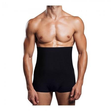 Boxers sculptants ventre plat noir pour homme - THC104N