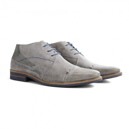 Chaussures NoGRZ - F.L.Wright Gris clair
