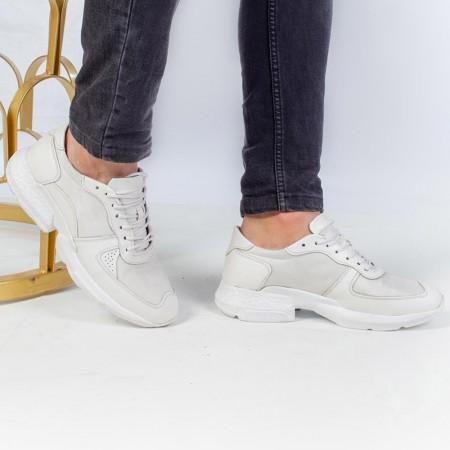 Baskets - Jilberto - 6087 - White