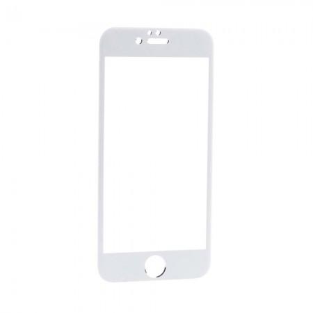 Ecran de protection integral pour iPhone 8 - Blanc - KS162