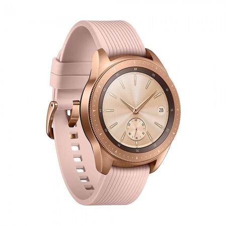 Samsung - Galaxy watch 42mm LTE reconditionnée gold - Grade A+