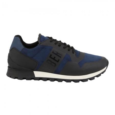 Sneakers - Blk/Blue - Fend - BKE108852