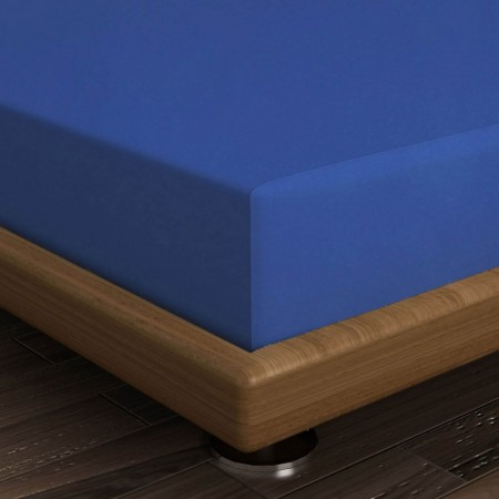 Drap-housse 140x190+25 - Dark Blue - Dark Blue - 174PTK22001