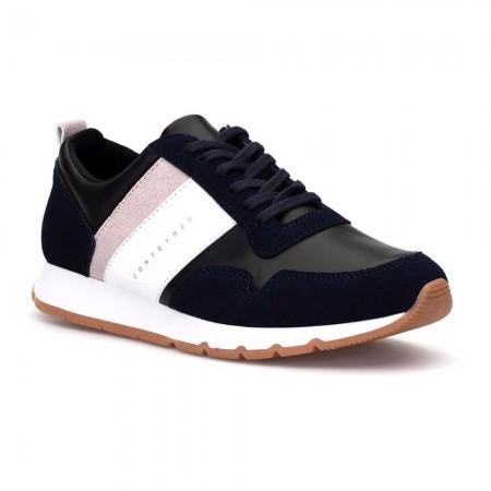 Chaussures Homme - Suede Lacivert - CNT721X04SL