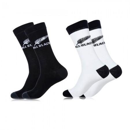All Blacks PK1224 - Chaussettes x3 Homme white/black