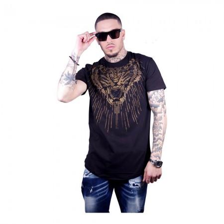 T-shirt AVENUE GEORGE V - Black - GV2031