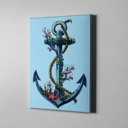Tableau décoratif - Multicolor - 40X60 cm - KNV (47)