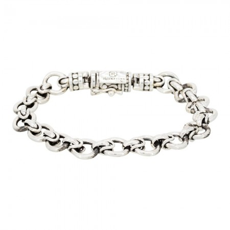 Bracelet Argent 925 - HRM/LINK