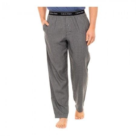 Pantalon de pyjama - CALVIN KLEIN - Noir-Cuadros - NM1429E-3XR