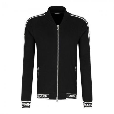 Sweatshirt - Balmain - 0Pa Noir - RH08900