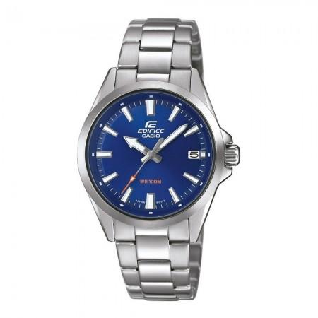 Montre CASIO - Edifice - Quartz - Metallic/Blue - Bracelet Acier inoxydable Metallic - EFV-110D-2AVUEF