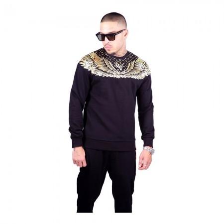Sweatshirt - Avenue George V - GV1010 - Black