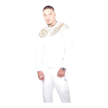 Sweatshirt - Avenue George V - GV1010 - White